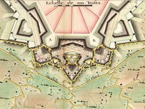 Traité d'attaque des places de Vauban © Musée des Plans-reliefs
