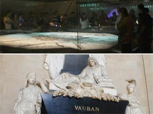 Visite : Sur les traces de Vauban © Musée des Plans-reliefs, G. Froger