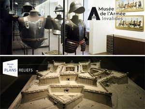 Parcours primaires. Citadelles assiégées : mode d'emploi © Musée des Plans-reliefs, G. Froger