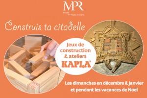 © Paris, Musée des Plans-reliefs / G. Froger et J. Bouron, d'après une conception de J. Linotte