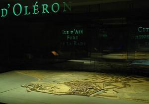Le château d'Oléron ©Paris, Musée des Plans-reliefs
