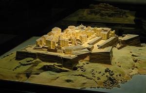 La citadelle de Calvi ©Paris, Musée des Plans-reliefs
