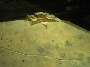 Fort-les-Bains ©Paris, Musée des Plans-reliefs