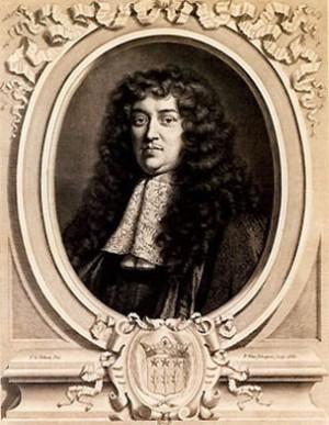 Portrait de Louvois ©Paris, Musée des Plans-reliefs