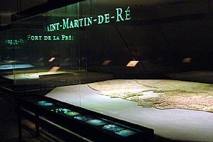 Saint-Martin-de-Ré ©Paris, Musée des Plans-reliefs