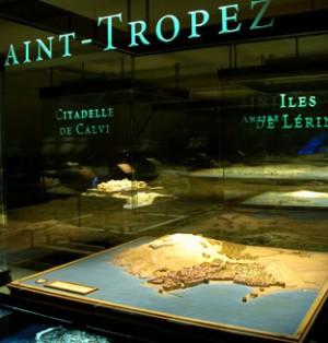 Saint-Tropez ©Paris, Musée des Plans-reliefs
