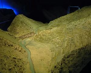 Villefranche-de-Conflent ©Paris, Musée des Plans-reliefs