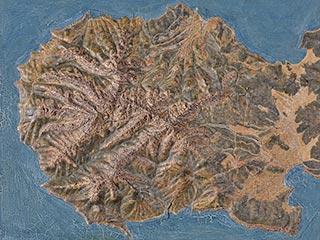 Voir le catalogue : Reliefs topographiques et cartes en relief
