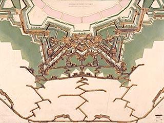 Voir le catalogue : Systèmes de fortification (modèles théoriques)