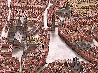Voir le catalogue : Plans-reliefs des places françaises