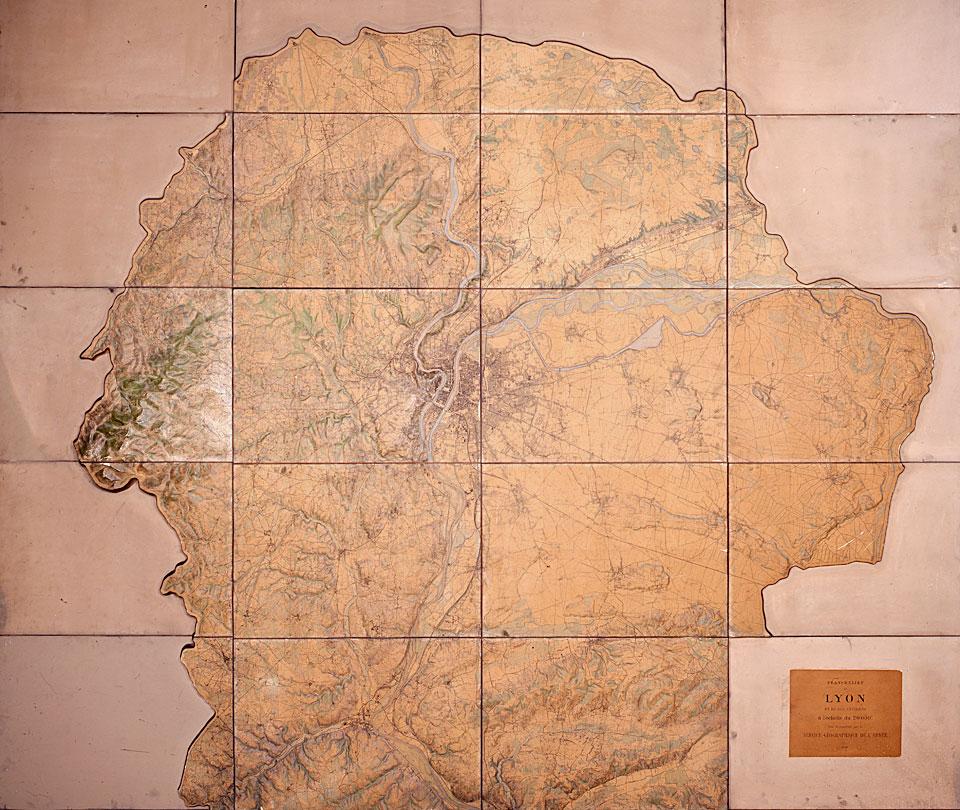 Plan directeur de Lyon