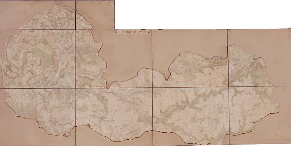 Plan directeur du secteur Montmédy-Longwy, Montmédy et Longwy