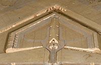 Modèle de lunette et de réduit de sûreté d'Arçon (à Metz, 1795)