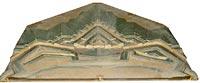 Front d'étude de fortification moderne, dit front Noizet (1838)