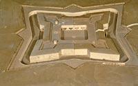 Redoute modèle bastionnée n°2