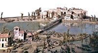 Lodi (passage du pont de) le 10 mai 1796